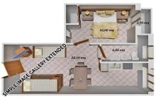 Kariati-Appartamenti-Mare---Bilocale-5-Vista-Monti