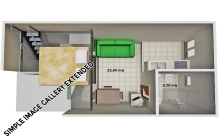 Kariati-Appartamenti-Mare---Monolocale-Mansarda-Lato-Monte