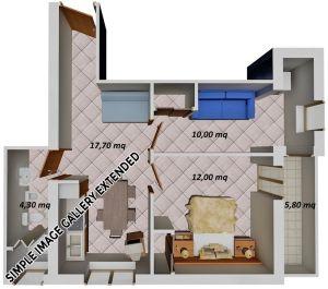 Kariati-Appartamenti-Mare---Trilocale-6-Posti